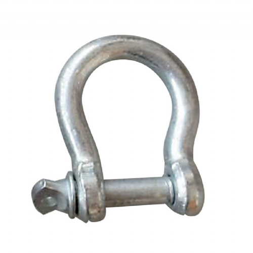 Galvanised Bow Shackle